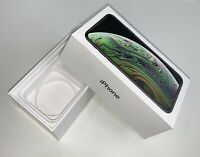 Apple iPhone XS - GENUINE EMPTY BOX RETAIL UK - Space Grey - 64GB