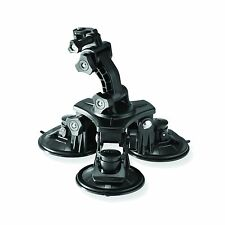 Veho Muvi Triple Cup Suction Mount for K-Series, Muvi HD, Muvi Micro Camera