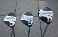 Callaway Big Bertha Steelhead Plus Fairway 3, 7 & 11 Woods Ladies Gems Graphite