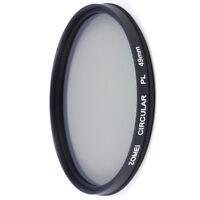 ZOMEI CPL Circular Polarizing filter for Canon Nikon 49/52/55/58/62/67/72/77mm
