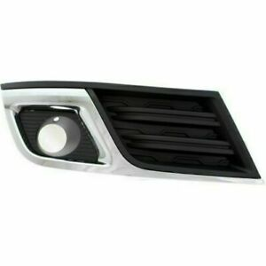 FIT FOR TRAVERSE 2013 2014 2015 2016 2017 FOG LAMP W/CHROME RIGHT PASSENGER