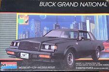 BUICK GRAND NATIONAL 1/24 Scale Model Car Kit Monogram NIB