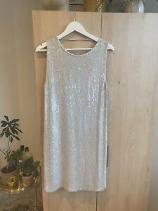 all saints embellished dress