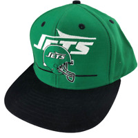 New York Jets, Reebok Vintage Collection, Retro Logo, Snap Back Hat, One Size