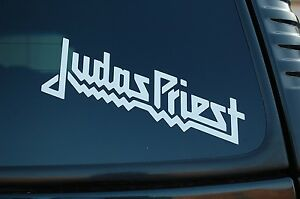 Judas Priest Sticker Vinyl Decal Car Truck Window Choose Size & Color (V407)