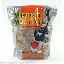Kockney Koi Winter Wheatgerm Sinking Fish Food 1KG