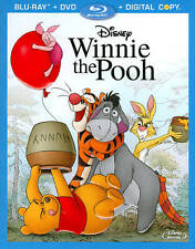 Winnie the Pooh (Blu-ray/DVD, 2011, 3-Disc Set, Includes Digital Copy) New