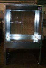 6' Bench Spray Paint Booth With Light