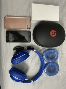 Apple iPhone 6 - 16GB - Space Gray (Unlocked) A1586 (CDMA + GSM) W/Blue Beats