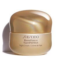 Shiseido Benefiance NutriPerfect Night Cream 1.7oz/50ml [Free USA Shipping]