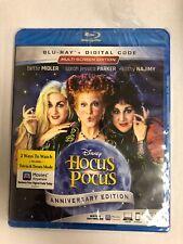 HOCUS POCUS [Blu-ray] Blu-ray Cellophane Is Torn
