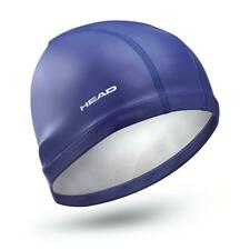 Head Lycra PU Coating Swim Cap Swimming Hair Cover