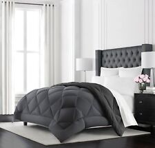 Beckham Hotel Collection Goose Down Alternative Reversible Comforter - All