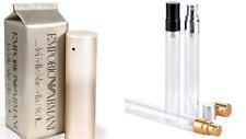Armani SHE EDP 100% GENUINE samples free P&P