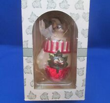 Charming Tails~Glass ornament~Close Knit Friends~95/108