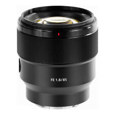 Sony Fe 85 мм F/1.8 объектив SEL85F18