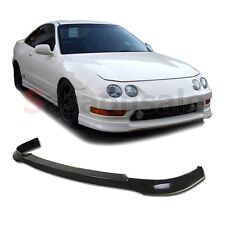 98 99 00 01 ACURA INTEGRA DC2 TYPE-R STYLE SPORT FRONT PU BUMPER LIP BODY KIT