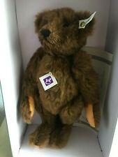 Steiff Teddy Bear 1906 Replica Limited Edition 205 / 1000 FAO Schwartz
