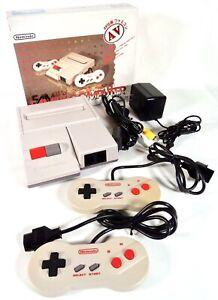 Console System Nintendo New Famicom AV FC NES Match Jap Japan