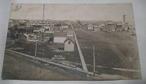 RP Postcard NORTH BATTLEFORD Saskatchewan CANADA