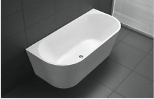 WHOLESALE PRICE!!!!!BACK TO WALL FREESTANDING BATH TUB 1700MM $699