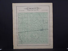 Illinois, Ogle County Map, 1893 #14 Township of Dement