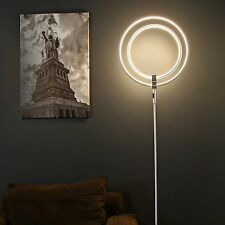 Contemporary LED Floor Lamp Modern Ambiance Lighting Living Room Decor NEW