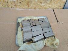 1x Vintage Metric Gauge Block Set 30 40 60 70 80 mm Sold as Individual Items