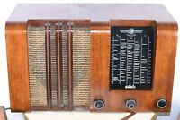 Imperial J 49W Tube Radio Made in Germany 古董德國電子管收音機 excellent condition