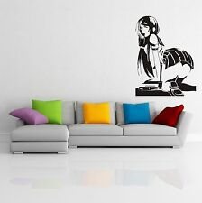 Wall Sticker Decal Vinyl Anime Japan Girl Manga Beauty Decor