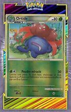 🌈Ortide Reverse - HS04:Indomptable - 27/90 - Carte Pokemon Neuve Française