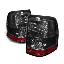 Ford 02-05 Explorer 4dr Smoke LED Rear Tail Light Brake Lamp Set