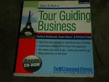 Susan Boyce Barbara Braidwood Start and Run Business Tour Guiding Business PB