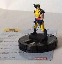 HeroClix The Uncanny X-Men #006  WOLVERINE   MARVEL