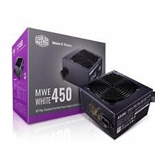 Cooler Master MWE 450 White - V2 Mpe-4501-acaaw-us 450w ATX 12v 80 Plus Standard