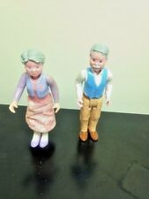 Fisher Price Loving Family Dollhouse Dolls: Grandparents Grandmother Grandfather