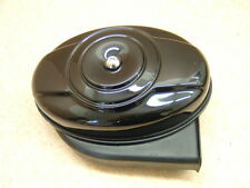 Harley Luftfilter Air Cleaner Air Box Glossy Black  (#699)