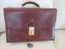 Schlesinger Leather Briefcase