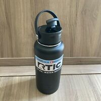 RTIC 32oz Charcoal Stainless Steel Water Bottle With Cap