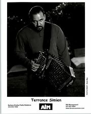 RARE Original Press Photo of Terrance Simien a Zydeco Musician and Vocalist