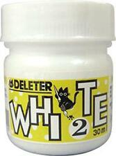 Deleter Manga Ink White 2 30ml Japan Import Free shipping