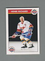 1994-95 Zellers Masters of Hockey Henri Richard