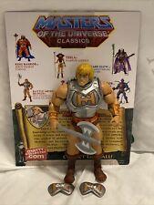 Battle Armor He-Man Masters of the Universe Classics complete Loose MOTU MOTUC