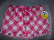 GIRLS TOTAL GIRL FLAME RESISTANT SLEEPWEAR PAJAMA SHORTS NEW WITH TAGS MSRP$14