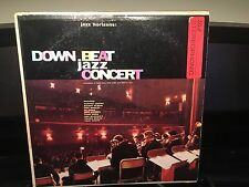 TONY SCOTT & Others - Downbeat Jazz Concert ~ DOT 29003 {dg stereo orig} ->RARE