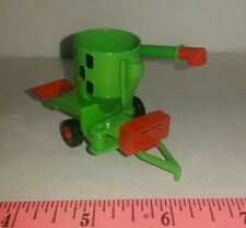 1/64 ERTL custom farm toy Owatonna feed grinder mixer hammer mill cow pig horse