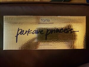 NIB Tarte Park Ave Princess chisel Palette Full Size NEVER OPENED or USED