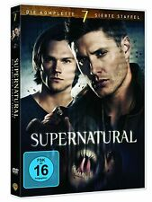 SUPERNATURAL ?? Staffel 7 ?? 6 DVDs ?? Jensen Ackles, Jared Padalecki