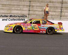 RARE DALE EARNHARDT SR THE WINSTON 2000 #3 PETER MAX NASCAR CUP 8X10 PHOTO MAXX
