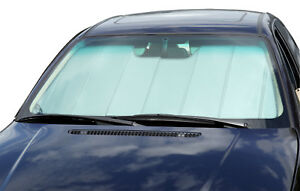 2007-2014 Chevrolet Tahoe Custom UV Windshield Sun Shade & Shield UV10966SV